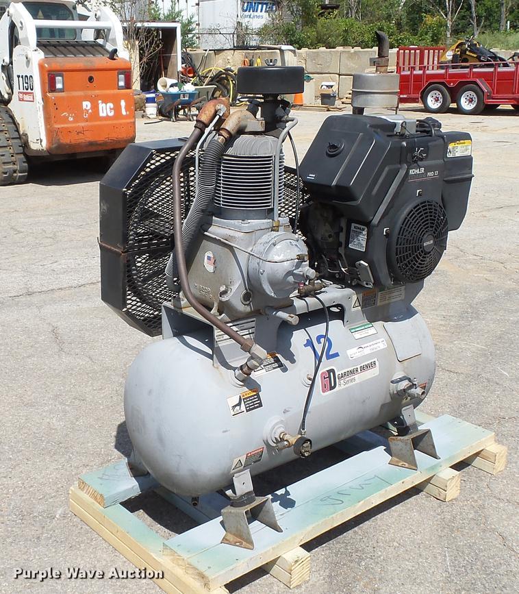 Gardner Denver HGR7-3K air compressor | Item DM9876 | SOLD!