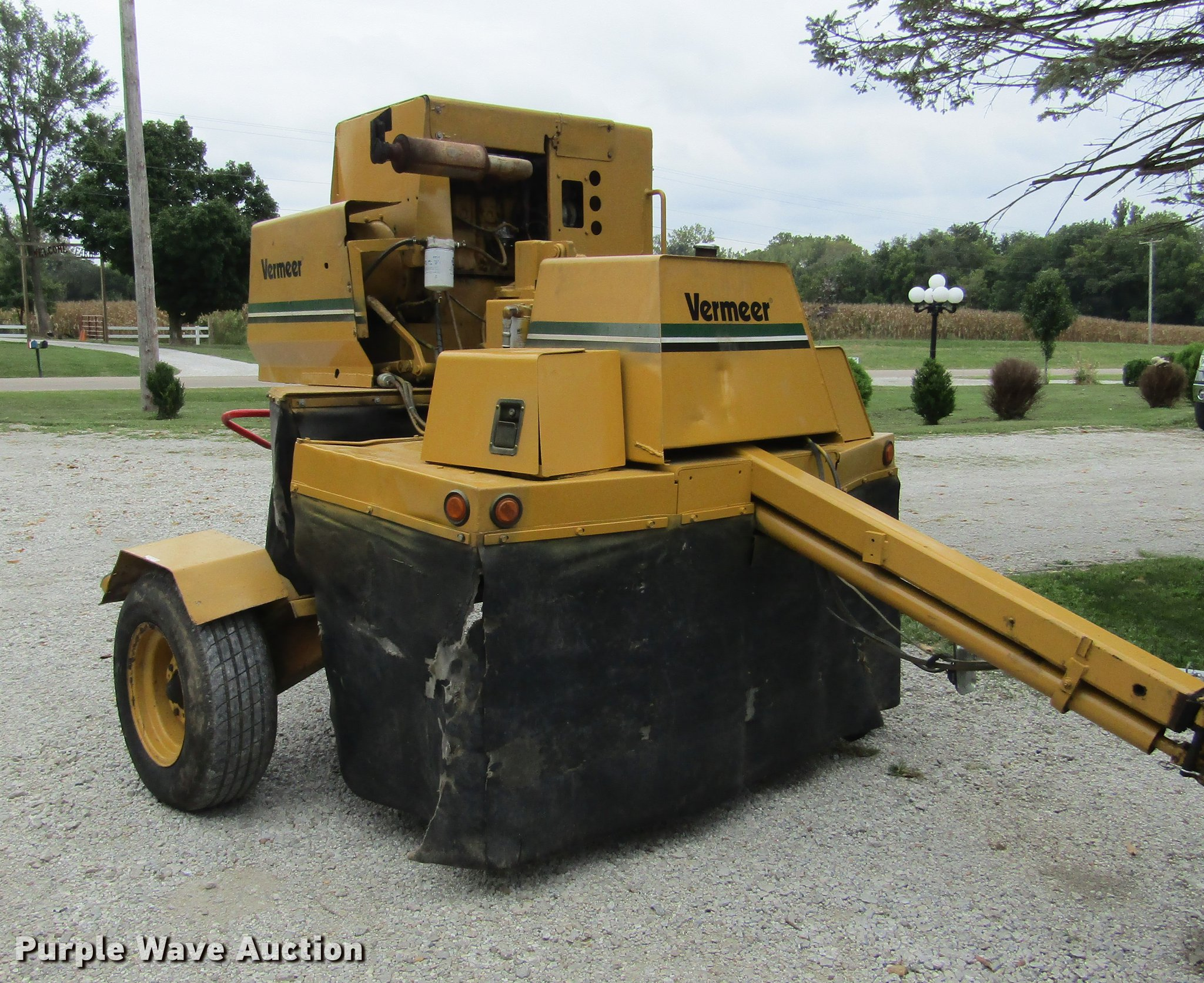 Vermeer Sc252 Wiring Diagram Trusted Diagrams Lull 665b Schematic 1993 Stump Grinder Item Dd2672