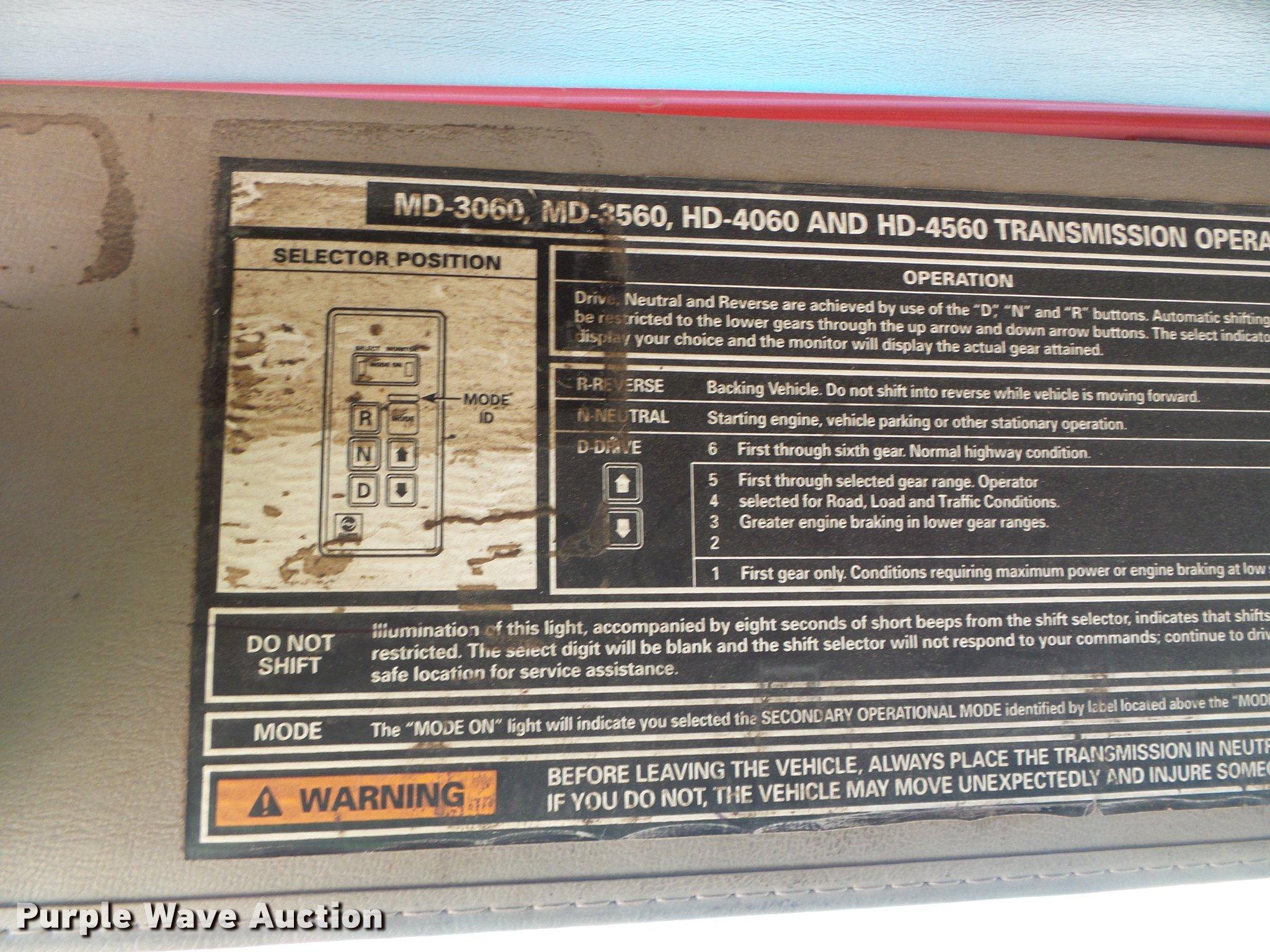 2003 Sterling LT7500 dump truck | Item DD5897 | SOLD! Octobe