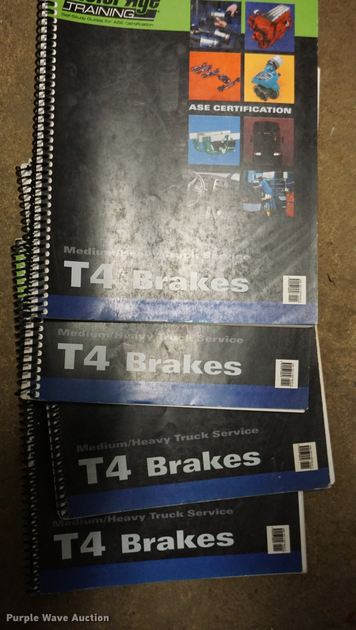 Ase T4 Brakes Study Guide