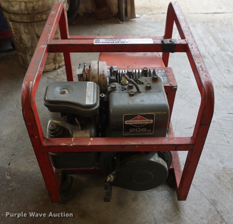 Generator   Item EU9093   SOLD! October 23 Government Auctio