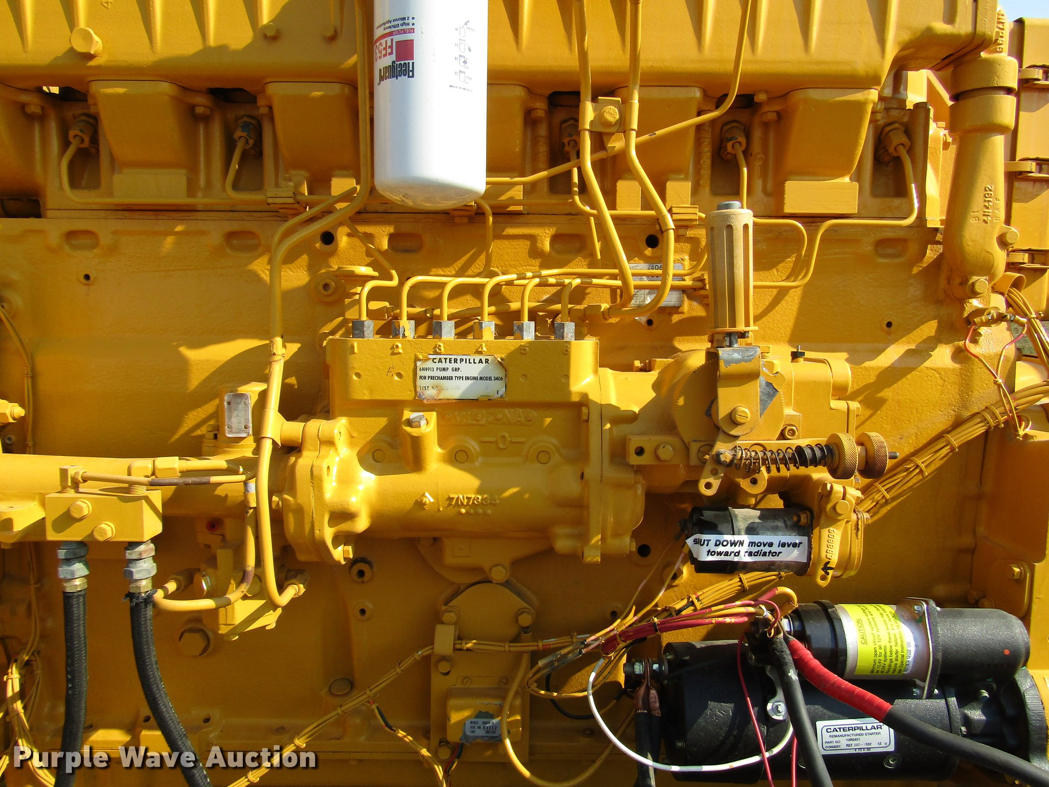 Caterpillar 3406 generator | Item DD4355 | SOLD! October 23