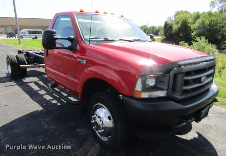 ab8eb3312f ... DF3867 image for item DF3867 2002 Ford F450 Super Duty truck cab and  chassis