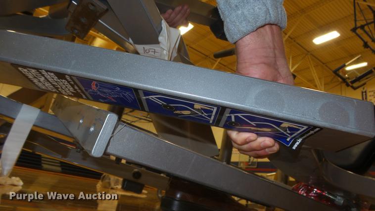 Hammer Strength exercise equipment | Item FQ9461 | SOLD! Nov