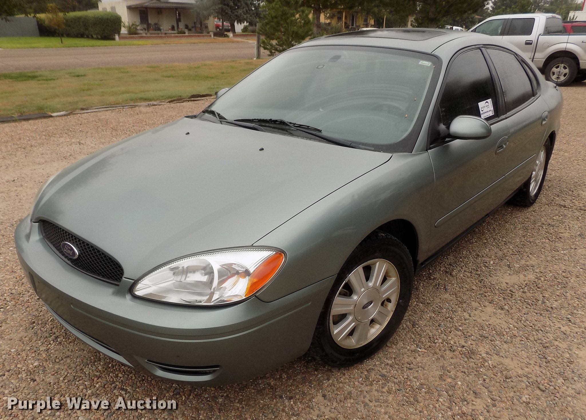 Db9098 image for item db9098 2005 ford taurus sel