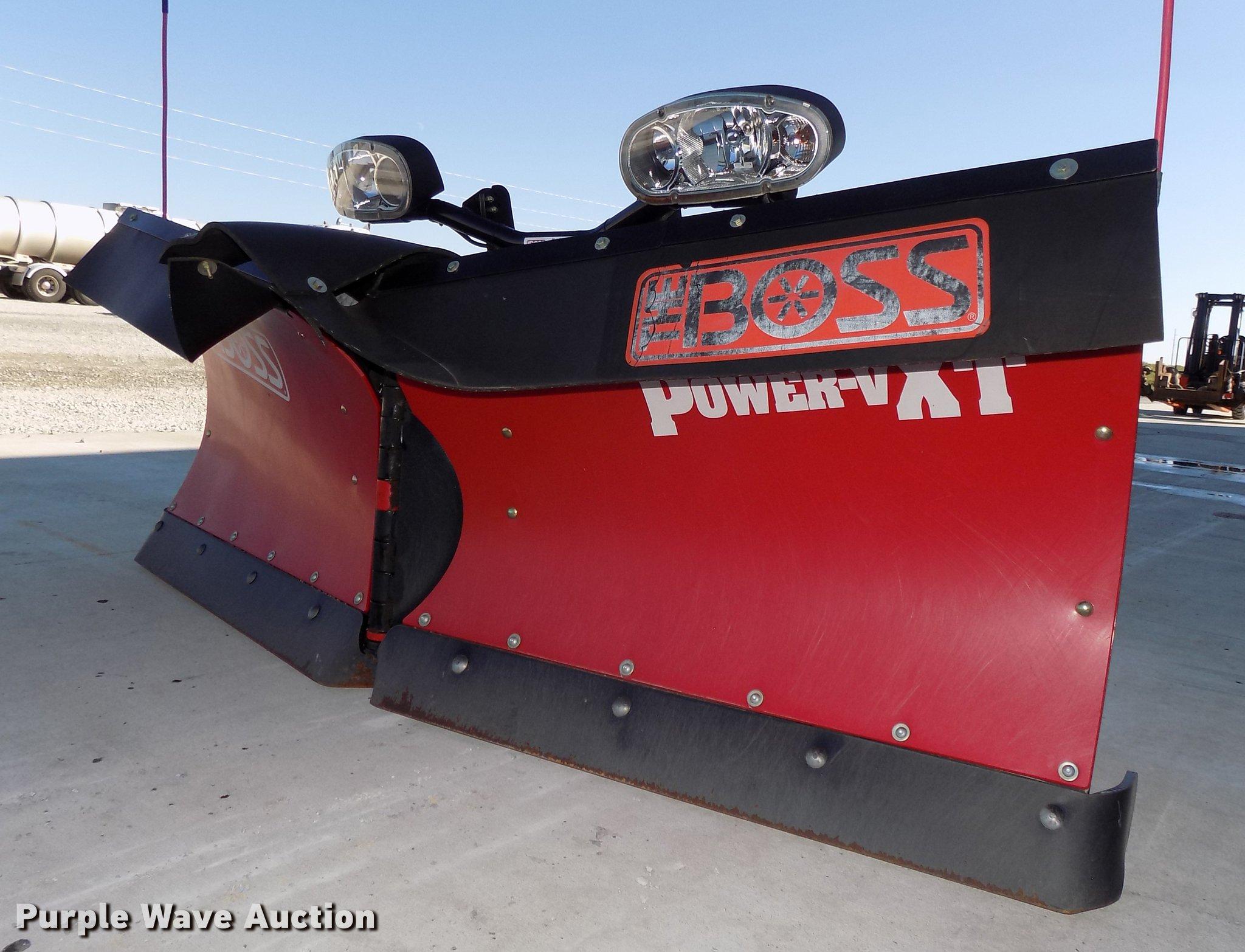 boss smart shield plow