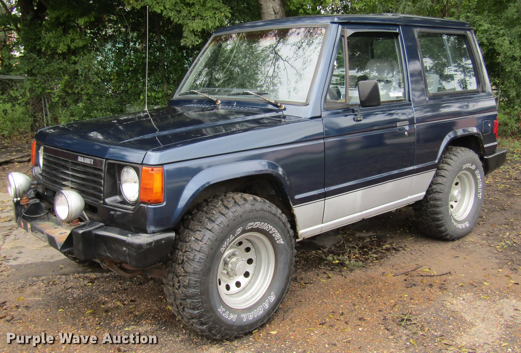Dodge Raider For Sale >> 1987 Dodge Raider Suv Item Dw9284 Sold November 7 Vehic