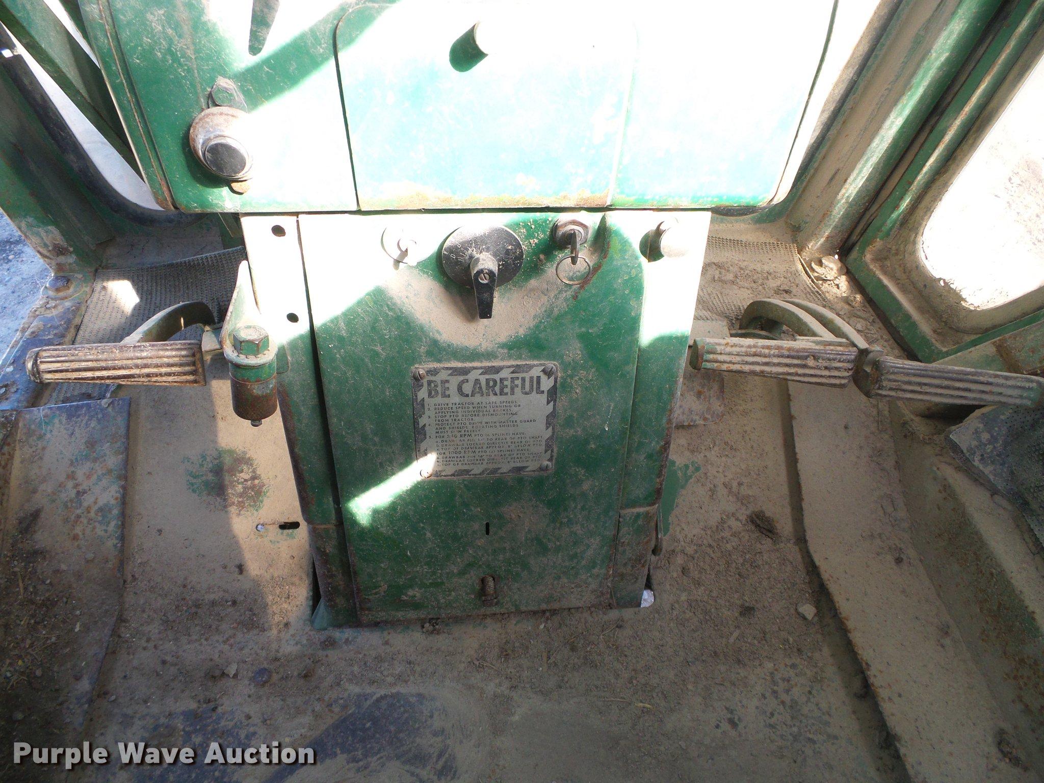 1963 John Deere 4010 tractor   Item DF2809   SOLD! November
