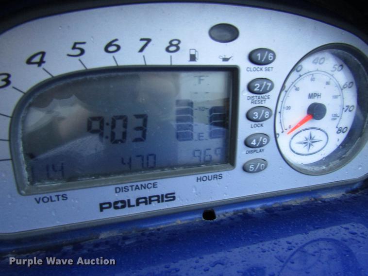 2001 Polaris Virage personal watercraft | Item DD3777 | SOLD