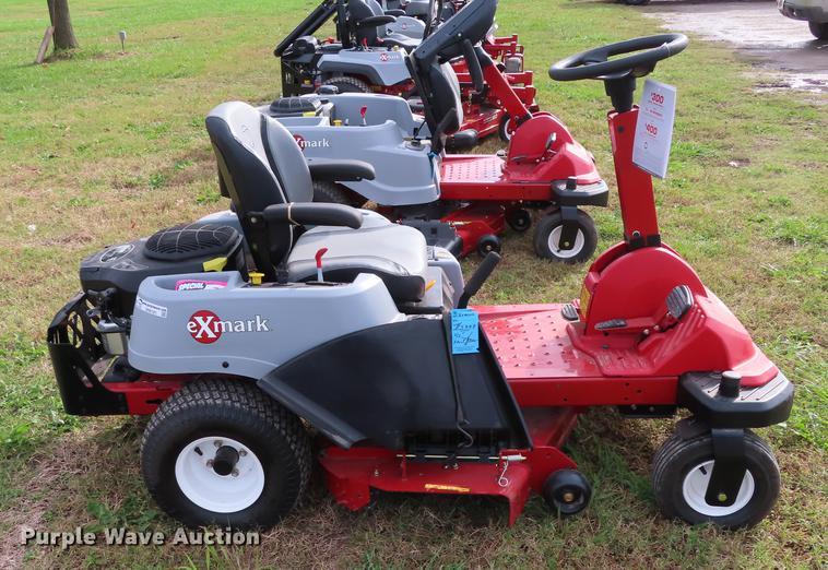 Ex Mark Quest lawn mower   Item DN9181   SOLD! November 28 V