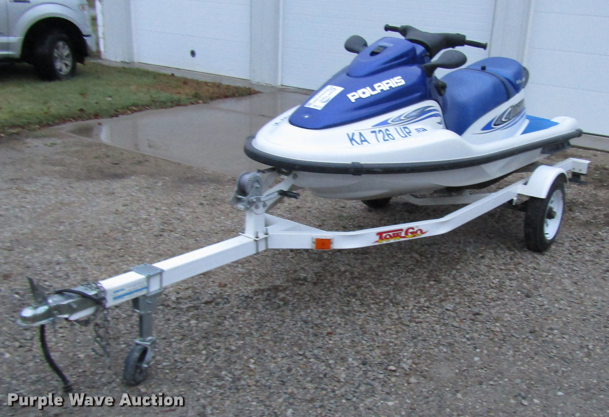 2001 Polaris Virage personal watercraft | Item DD3777 | SOLD