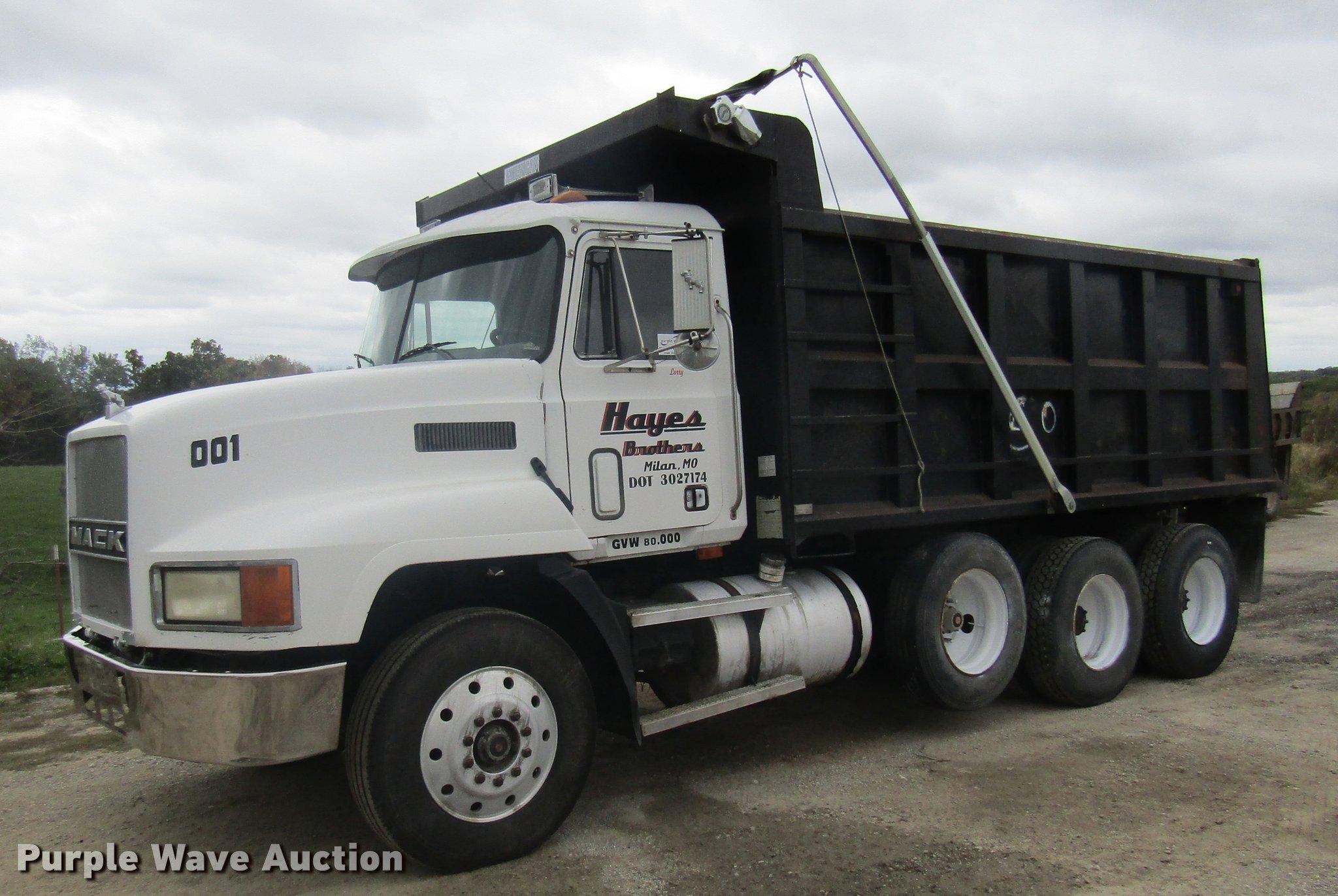 Mack Dump Truck Trailer Wiring - Wiring Diagrams Interval Mack Garbage Truck Wiring Diagram on