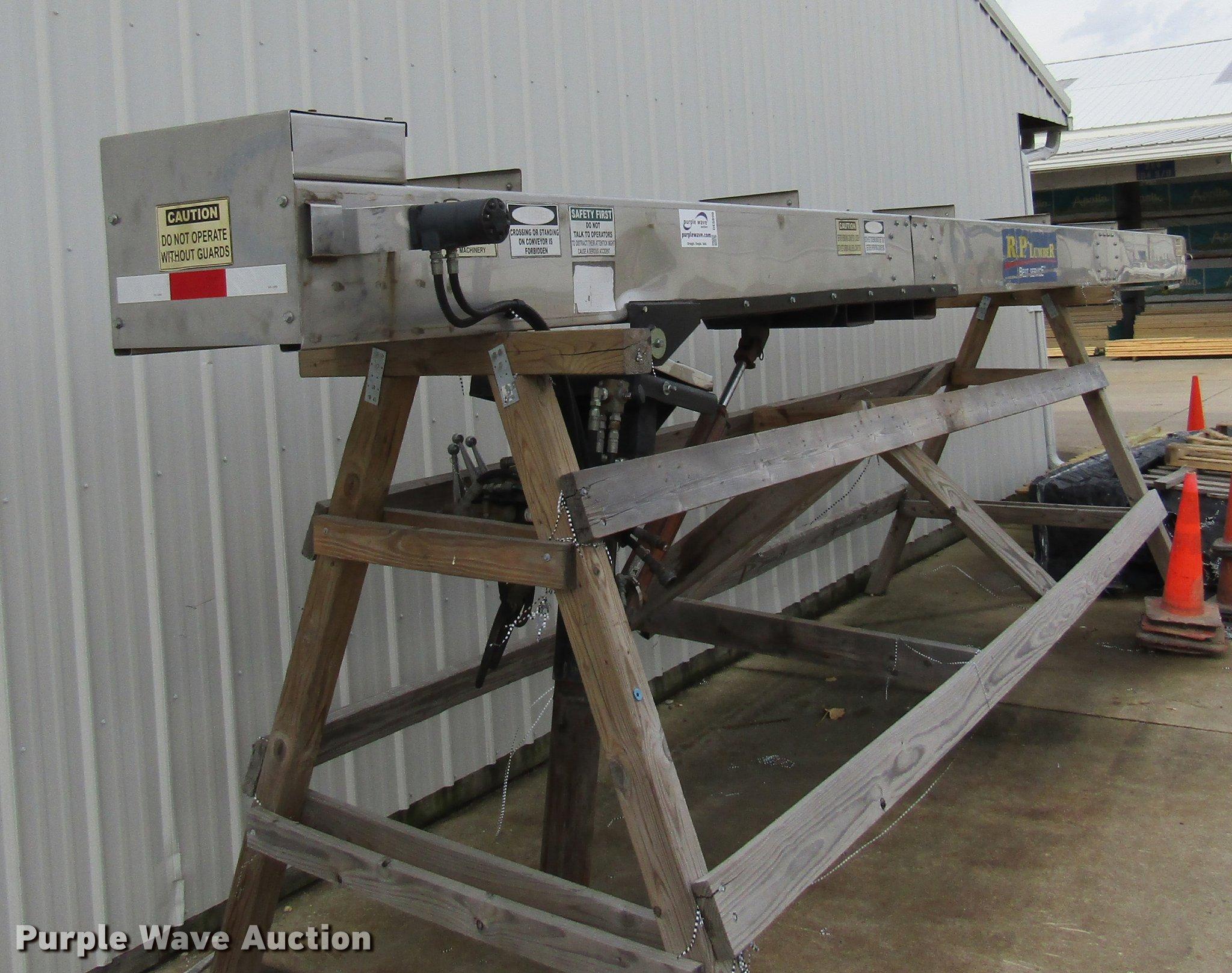 Richmond Conveyors C10108504-1 shingle conveyor   Item DE589