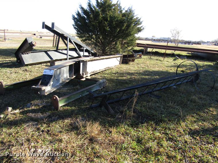 Oilfield pump jack parts | Item DB4855 | SOLD! December 4 Li