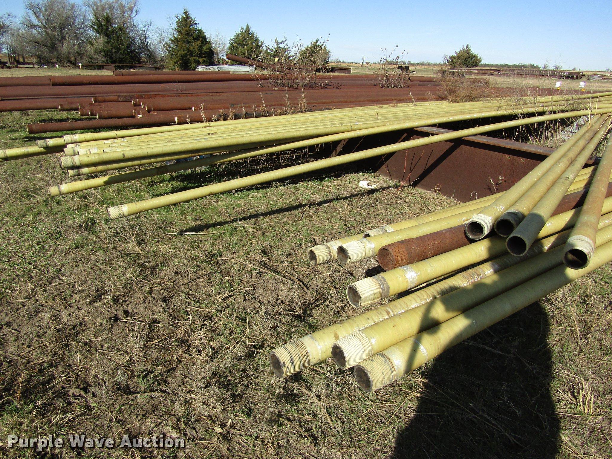 32) fiberglass pipes | Item DB4862 | SOLD! December 4 Liber
