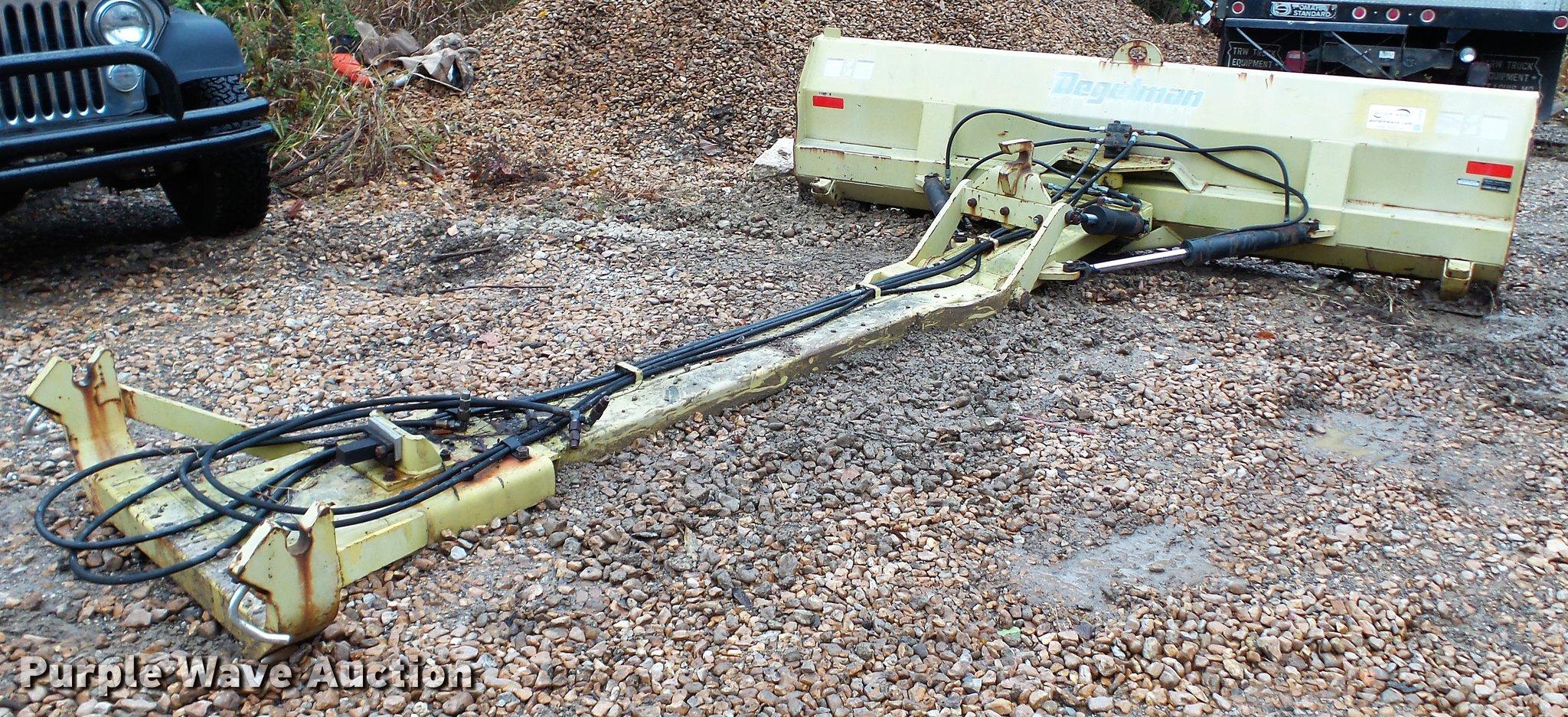 Degelman 10 46 57 Four Way Dozer Blade In Fenton Mo