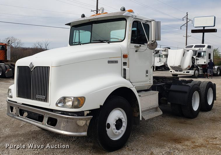 1999 international 9200 semi truck item db9432 sold! dec 1969 Mustang Wiring Harness db9432 image for item db9432 1999 international 9200 semi truck