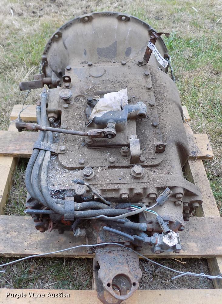 Eaton Fuller Road Ranger nine speed transmission in Hays ...
