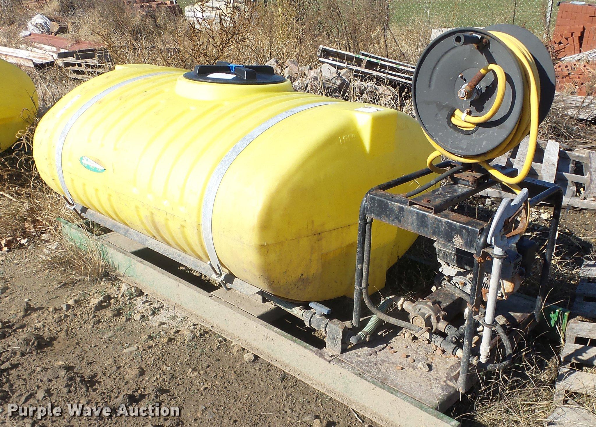 Schaben spray tank | Item AM9012 | SOLD! December 12 Vehicle