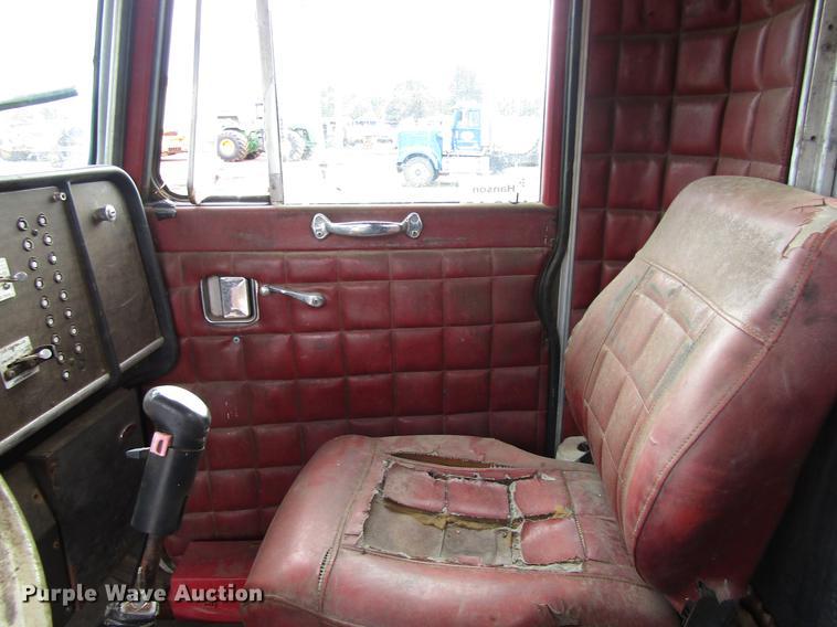 1983 Peterbilt 369 semi truck   Item DC0086   SOLD! December