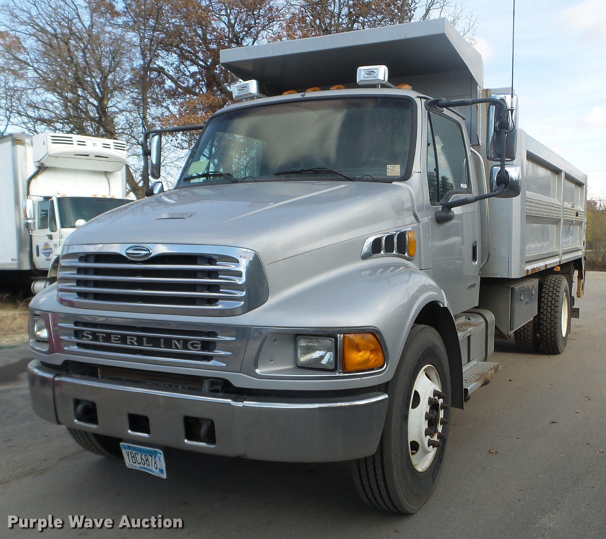 2007 Sterling Aceterra truck | Item DX9661 | Thursday Decemb