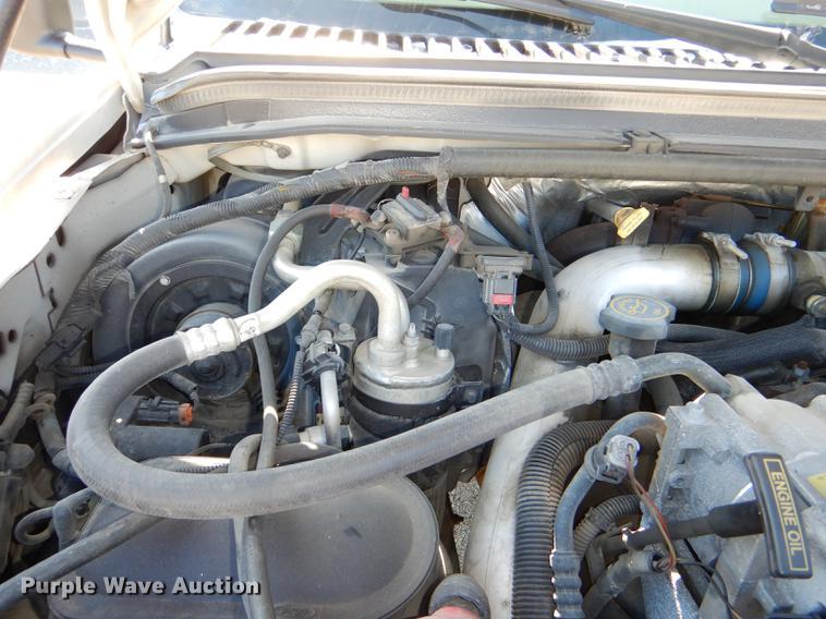 1999 ford f450 fuel tank capacity