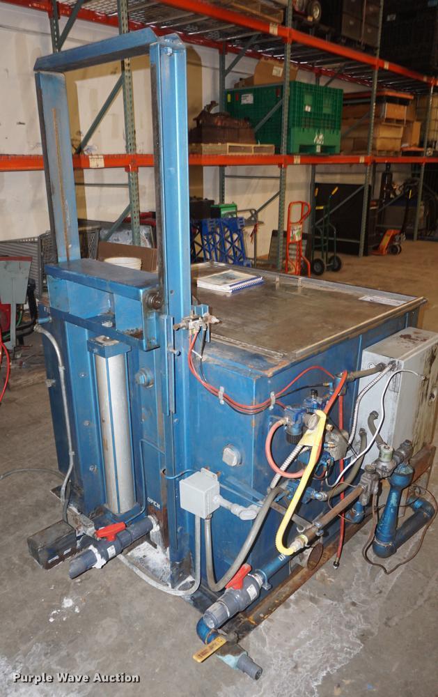 Ramco CM48GMS agitating parts washer | Item DF1717 | Wednesd