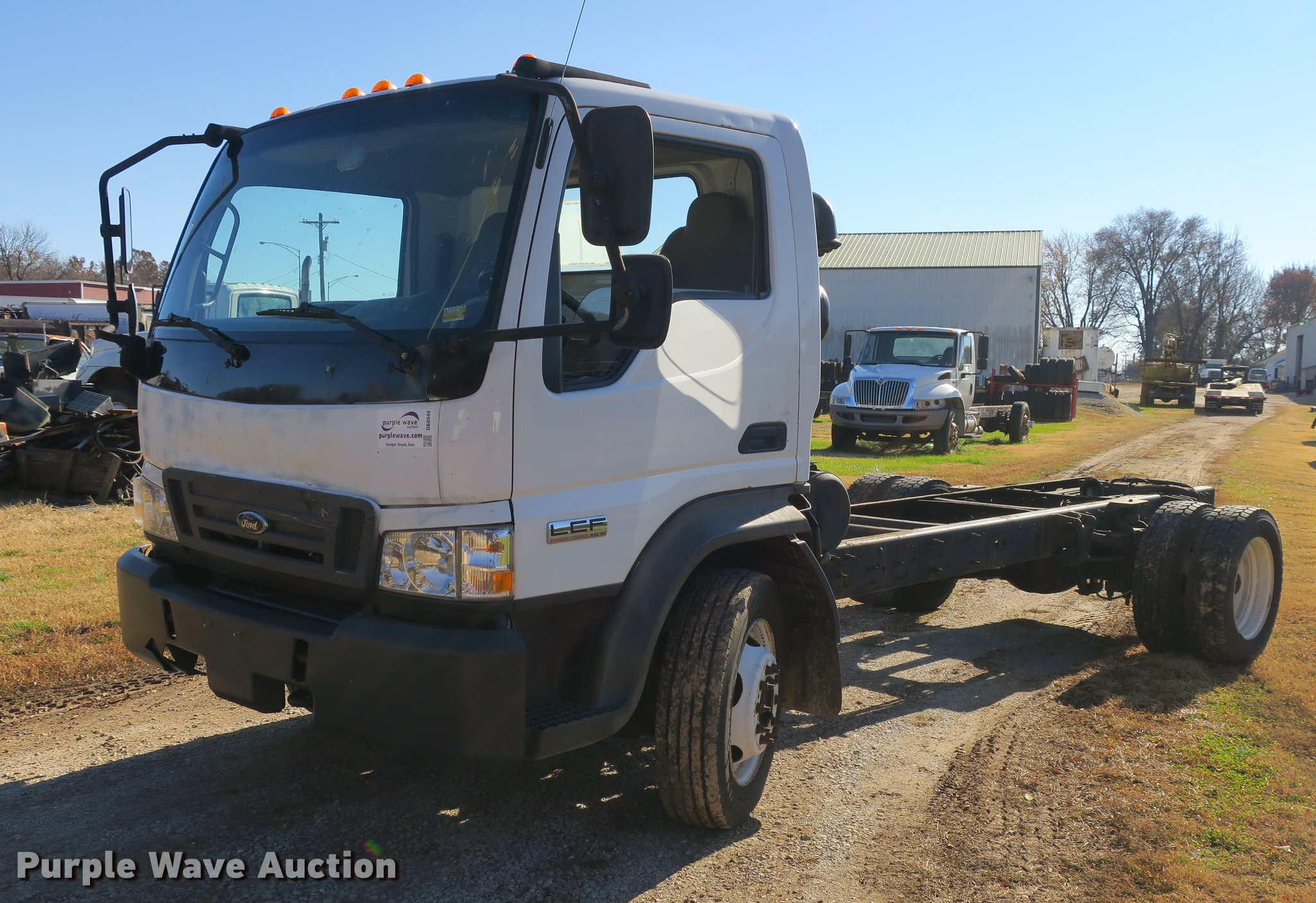 ... 2007 Ford LCF truck cab and chassis Full size in new window ...