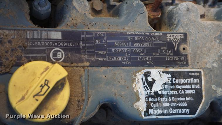 2007 Gehl 6640E skid steer   Item DF1722   Thursday December