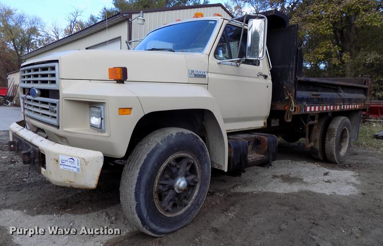 ford f600 truck wiring diagrams 1989 ford f600 dump truck in omaha  ne item db8507 sold purple  1989 ford f600 dump truck in omaha  ne