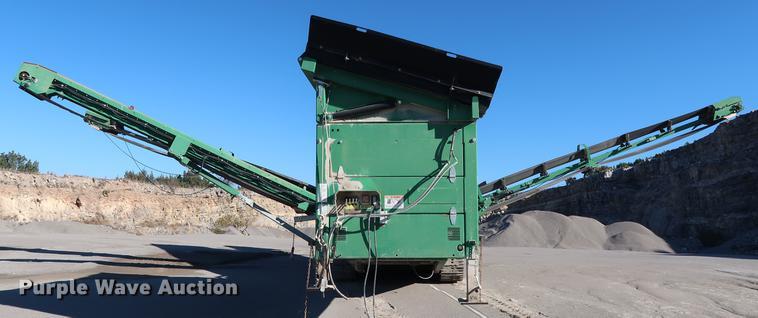 2011 McCloskey S190 screener   Item DG3260   SOLD! December