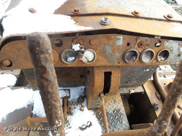 Dresser TD15 dozer | Item EW9808 | SOLD! December 27 Aggrega
