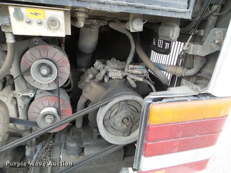 2000 Van Hool coach bus | Item EW9834 | SOLD! January 22 Gov