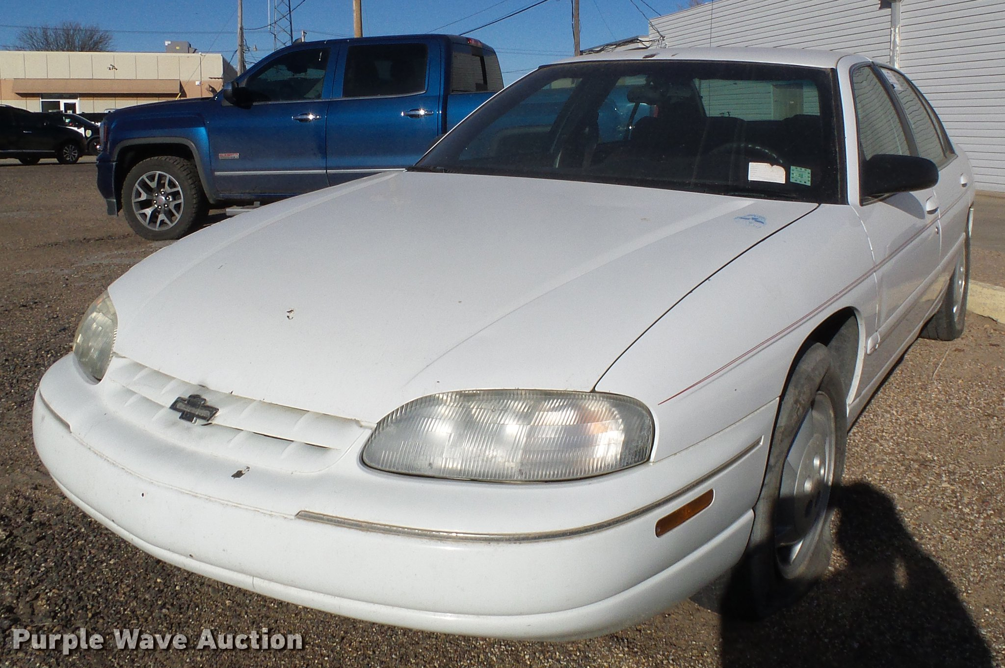 1997 chevrolet lumina in liberal ks item df2876 sold purple wave 1997 chevrolet lumina in liberal ks