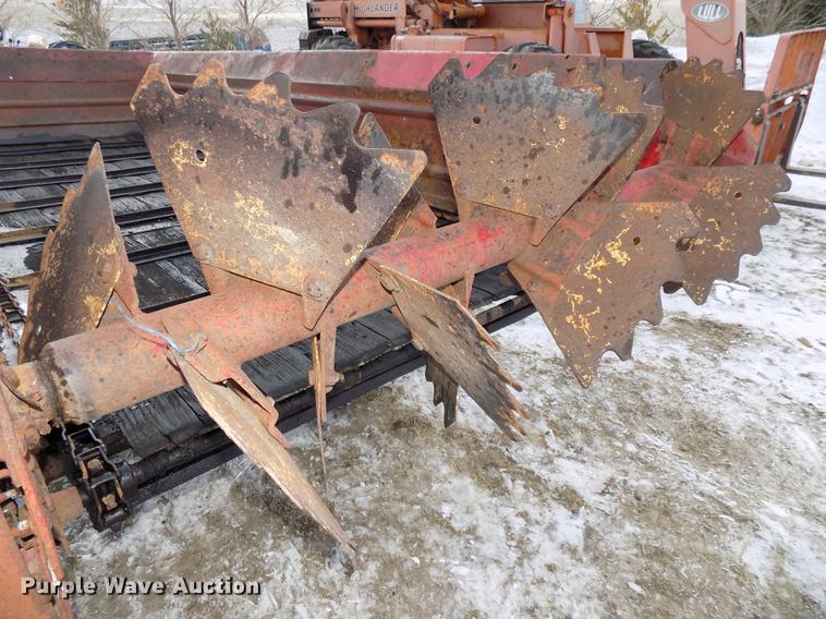New Holland 518 manure spreader | Item DE7564 | Wednesday Fe