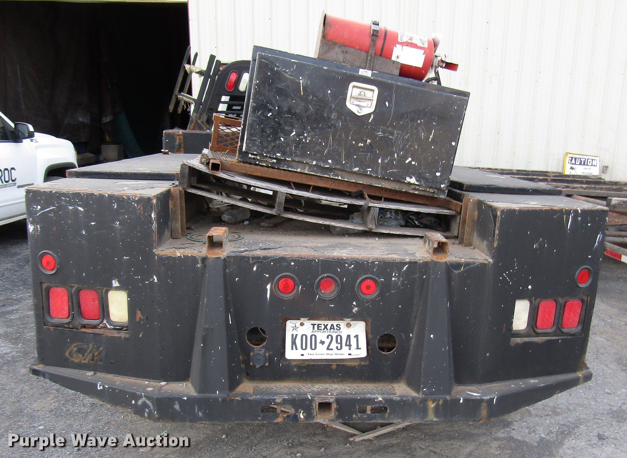 2012 Dodge Ram 5500 flatbed truck | Item DB6947 | Wednesday
