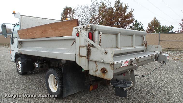 2002 Isuzu NPR dump truck | Item DE4950 | Thursday February