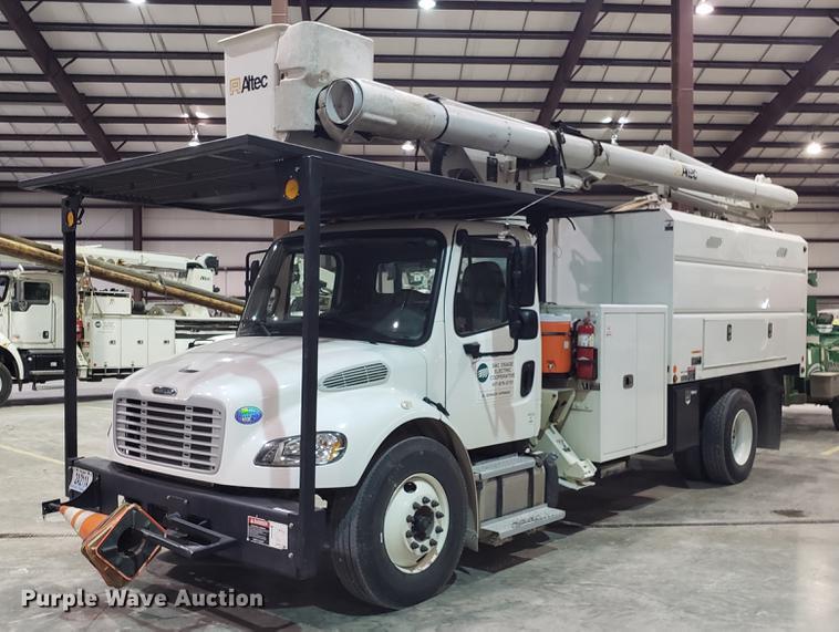 2015 Freightliner M2 106 Altec forestry bucket truck | Item