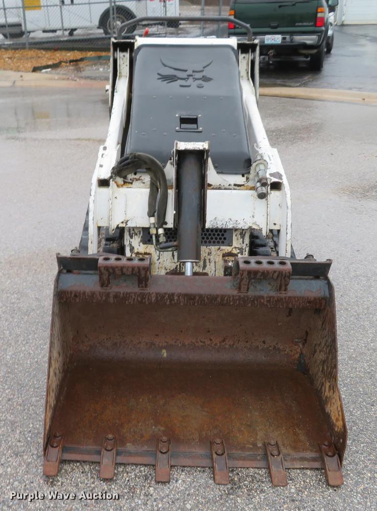 2008 Bobcat MT52 compact utility loader | Item EV9567 | SOLD