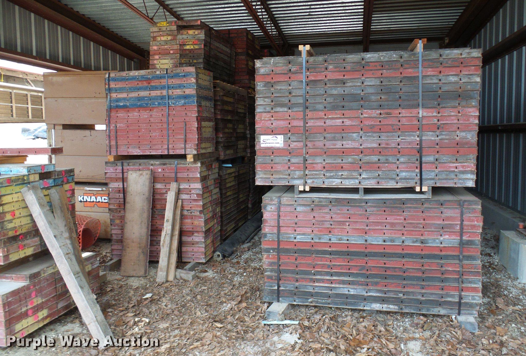 Concrete Forms For Sale >> Simpson Concrete Forms Item Df7091 Thursday February 28