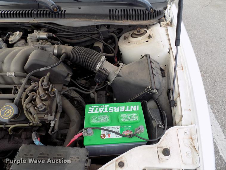 1998 taurus battery
