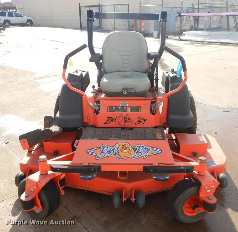 Bad Boy 7200AOS ZTR lawn mower | Item FQ9563 | SOLD! March 1