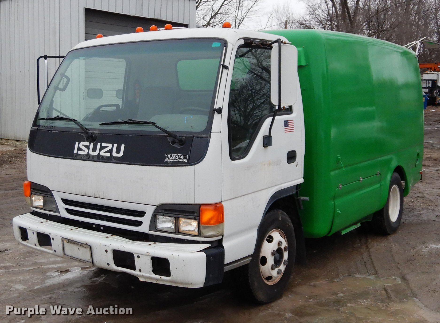 2004 Isuzu NPR box truck | Item DC8745 | Wednesday March 13
