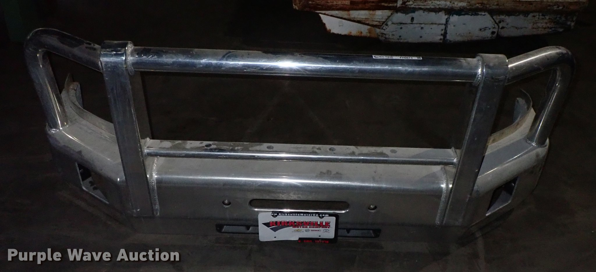FH9674 Image For Item FH9674 Herd Grill Guard Full Size In New Window ...