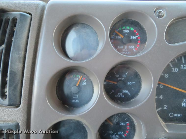 2004 Mack CX612 dump truck | Item DG3849 | Thursday March 14