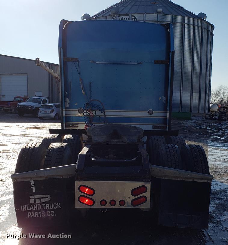 1993 Kenworth W900 semi truck | Item DD3956 | Thursday March