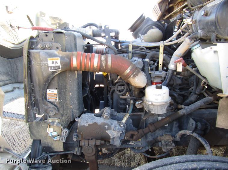 2008 Kenworth T300 dump truck   Item DB6789   Thursday March