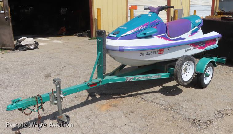 1996 Yamaha Waverunner personal watercraft | Item DN9062 | W