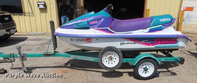 1996 Yamaha Waverunner personal watercraft | Item DN9062 | W