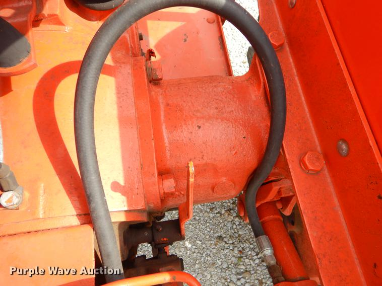 1959 Allis Chalmers D10 tractor | Item EZ9911 | Wednesday Ma